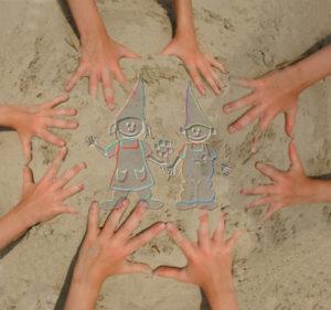zwerge-sand
